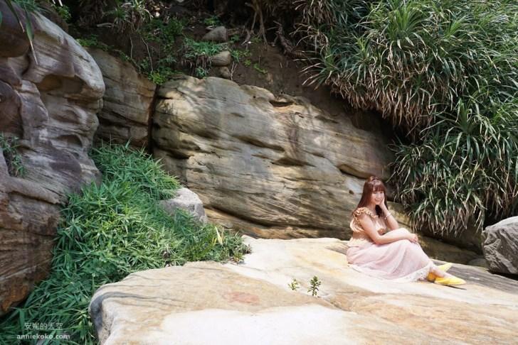 20190426013656 63 - 新北秘境 金山神秘海岸 絕美一線天礁岩 穿越巨岩才能抵達的夢幻海岸