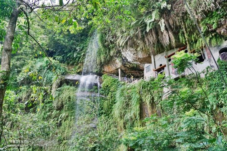 20190530225511 100 - [新店景點 銀河洞越嶺步道 ]全台北最仙氣的步道 來一場與飛瀑共舞的山林之旅