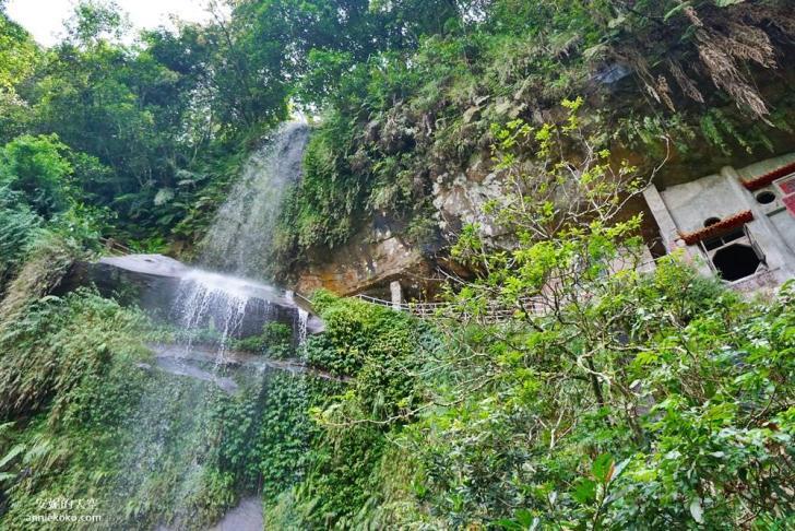 20190530225521 83 - [新店景點 銀河洞越嶺步道 ]全台北最仙氣的步道 來一場與飛瀑共舞的山林之旅