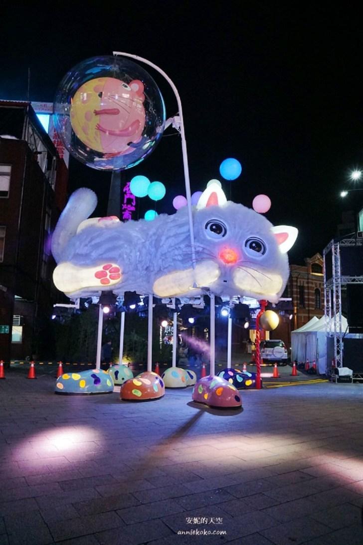 20200207012345 22 - [2020台北燈節] 超萌鼠年躲貓貓燈飾    台北燈會首度西門南港雙主燈 閃亮整個台北