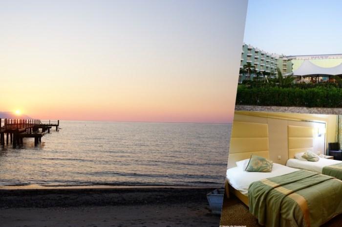 【土耳其熱氣球圓夢】庫薩達西住宿推薦 愛琴海夕陽♥大貝利西酒店 GRAND BELISH HOTEL