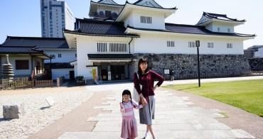 【日本中部北陸】富山市自由行 市區景點推薦 ♥ 富山城址公園