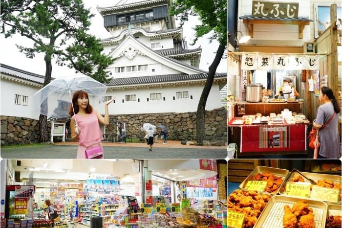 【北九州自由行】小倉景點半日遊 ♥ 小倉城、旦過市場、魚町銀天街