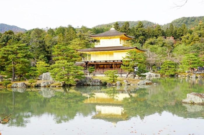 【京阪自由行】京都必去景點推薦 ♥ 金閣寺 (鹿苑寺) 交通、門票資訊