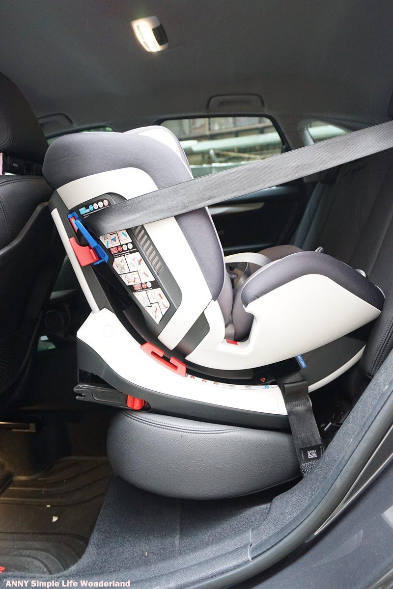 【育兒好物】isofix汽座推薦 ♥ Chicco 0-7歲 Seat up 012 ISOFIX安全汽座 - 高妹。Simple Life Wonderland