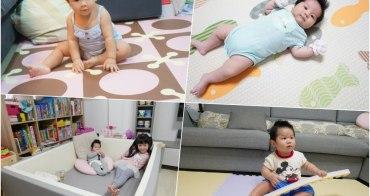 【育兒好物】地墊推薦 嬰兒地墊、寶寶地墊 ♥ 四款地墊評比&分享