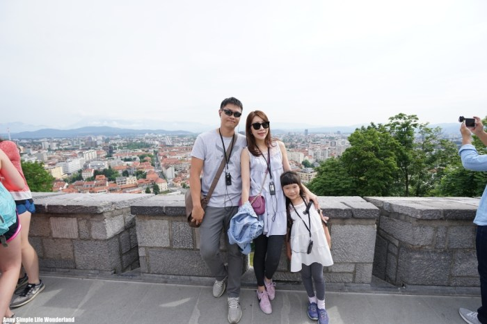 【斯洛維尼亞】盧比安納景點 ♥ 盧比安納城堡Ljubljana Castle+城堡登山纜車