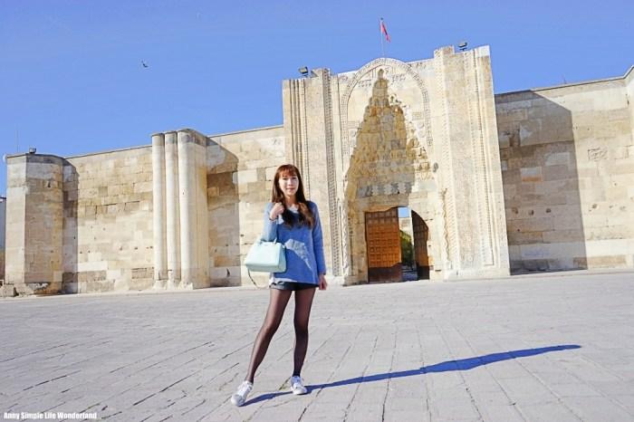 【土耳其熱氣球圓夢】孔亞景點 古驛站蘇丹哈尼 ♥ 保存最完整的絲路驛站