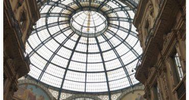 [義大利] Day5 Shopaholic的購物天堂 ♥ 艾曼紐二世迴廊。三隻小鹿