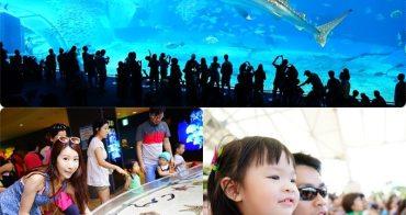 【沖繩】海洋博公園 (沖繩美麗海水族館) ♥ 親子推薦必遊景點