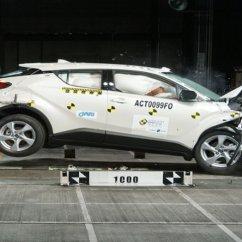 Uji Tabrak Grand New Avanza Brand Toyota Camry For Sale Hasil Asean Ncap Dari Hingga Xpander Antara News Pengujian Pada Ch R