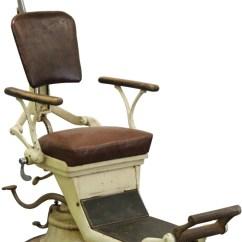 Vintage Dentist Chair Modern Dinning Chairs Adjustable Dental Medical Pharmaceutical