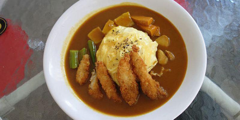 【員林】蕭早午餐;黯然又銷魂的極品平價歐姆蛋咖哩飯,吃了保證欲罷不能!