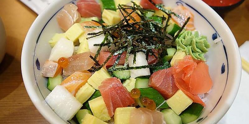 【台中】元定食(台中大遠百店),一人一份日式定食剛剛好,小菜味增湯無限供應。