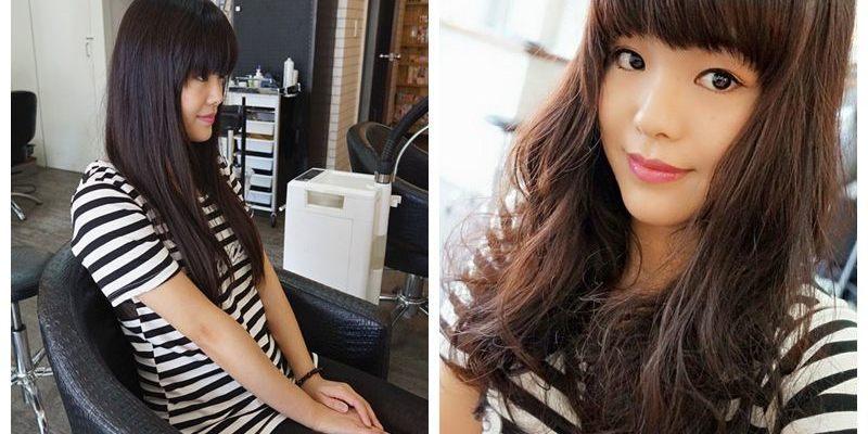 【台中髮型】台中七期VS HAIR;清湯掛麵變身美美的浪漫大波浪捲!(台中髮型設計/台中黎明路)