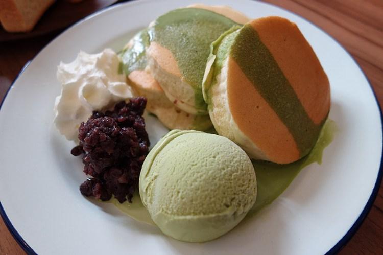 春田210   台中西區舊房子裡的清爽輕食,日式厚鬆餅超吸引人!餐點跟下午茶表現都相當優質。
