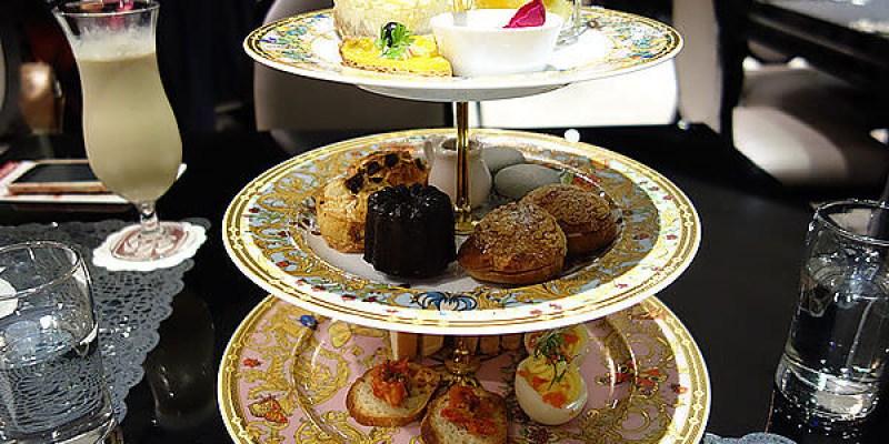 【台中】玫瑰夫人Madam Rose;英式下午茶(台中大遠百店),每個小點都看出用心的地方。