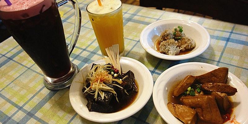 茗人茶館 | 員林在地知名老店,超值點心跟飲料,餐點平價好味道,聚會吃吃喝喝好去處!