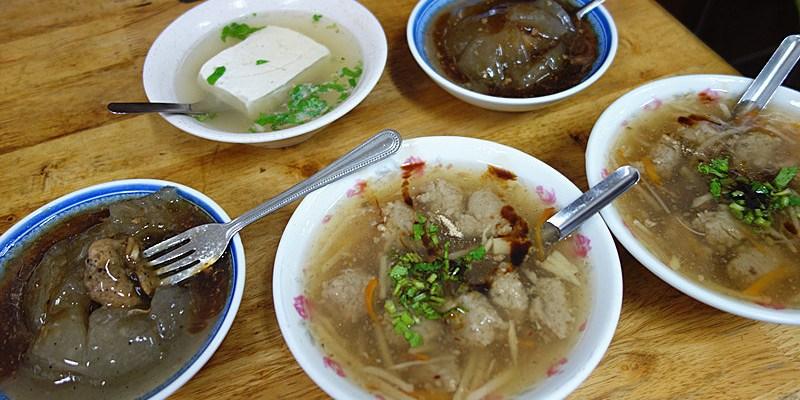 芬園社口肉圓 | 芬園必吃小吃名店!跟著在地人吃美味肉圓、肉羹。