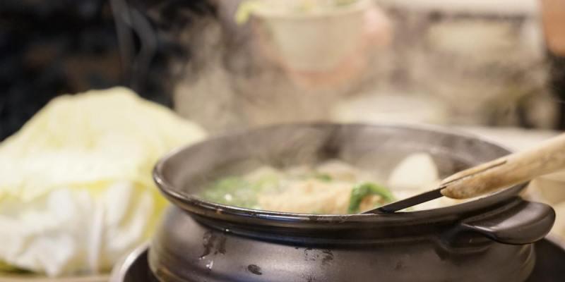 員林霸味薑母鴨 | 炭火加熱薑母鴨鍋物,三五好友一起聚餐,冬天進補暖身最適合。