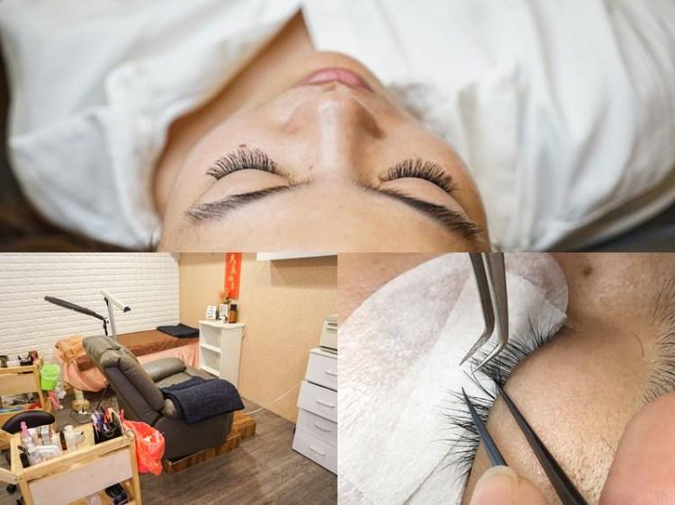 Ambrosia安柏希亞光明店 | 員林美睫推薦!獨家黑蕾絲睫毛,接睫舒適無負擔。