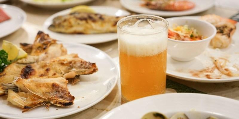 台中長榮桂冠咖啡廳 | 食尚Buffet月!精緻料理吃到飽,現點現料理餐點,各式海鮮、生魚片、異國料理、手工甜點,道道精緻美味。