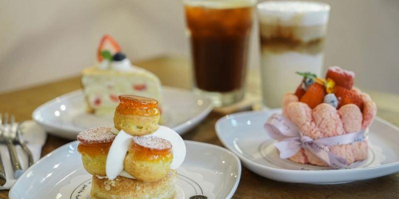 樂緹波兒手作塔派La Petite Tarte   台中甜點店推薦,好吃法式千層,甜點價格平價,台中超質感甜點店。