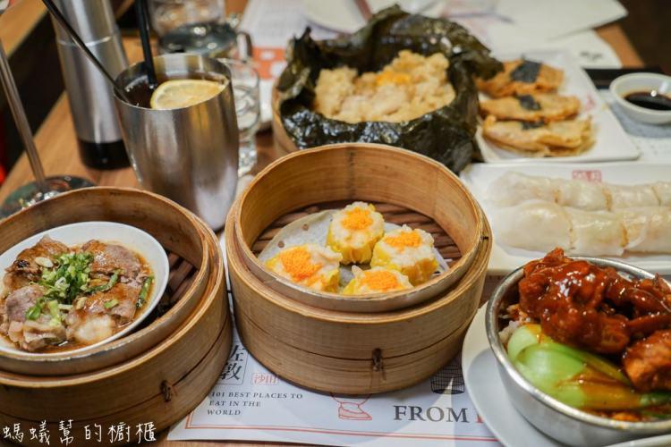 台中新光三越點點心   香港知名港式飲茶,各式精緻港點推薦,風味與香港點點心無二。