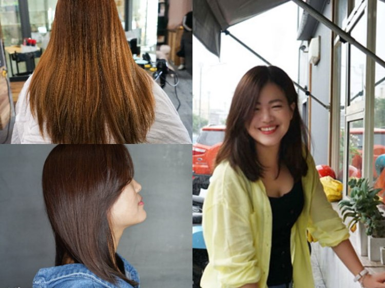台中VS Hair | 台中染髮推薦,專業染燙護髮,夏季就來舒服好整理的中長髮,簡單輕鬆好整理。