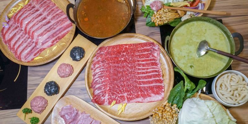 彰化員林回鍋   冷藏熟成極肉專門,嚴選牧場肉品,堅持全程冷藏,四種特色鍋物湯底,獨家抹茶牛奶鍋,高CP鍋物推薦。