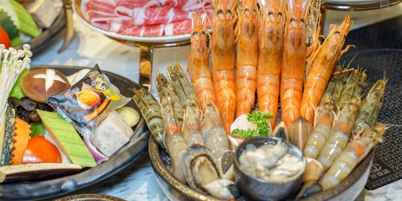 嗑肉石鍋(彰化店) | 嗑肉石鍋彰化店新開幕!不只是肉品,連海鮮都能一網打盡!首推小肉王、小痛風鍋。
