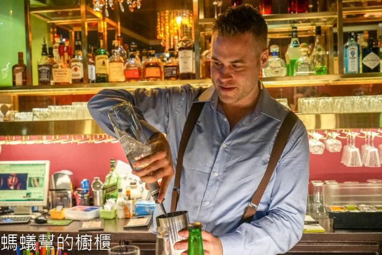 台中新月梧桐1924 Speakeasy 新月餐酒館   全新酒吧閃耀風情,調酒、旗袍,享受老上海美食風華。