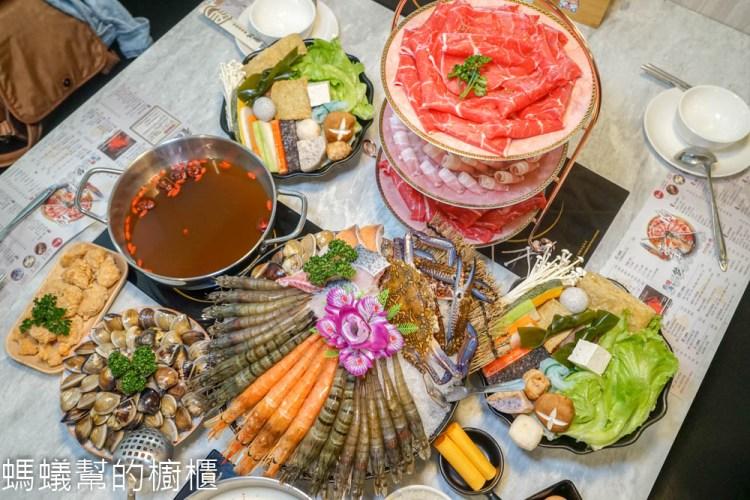 養鍋YangGuo石頭涮涮鍋(台中水湳經貿店)   台中火鍋推薦,超可愛柴犬圖案陪伴,CP值超高海鮮套餐。