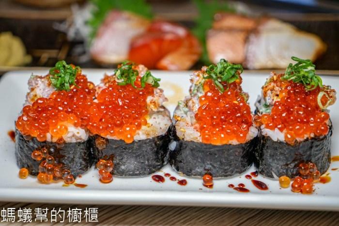鰭酒藏日式料理 | 員林美食宵夜場,生魚片、燒烤、揚物等日式居酒屋美食,深夜食堂推薦。