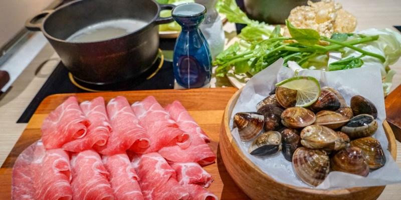 日常與菜   彰化員林鍋物,蔬菜無限夾取,希拉新品牌火鍋,素食者也能嚐試。