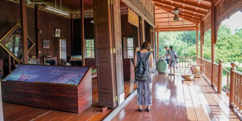 泰國泰式甜點博物館+皇室藝術公園   泰國華欣地區旅遊推薦,特色皇家行宮改造甜點博物館。