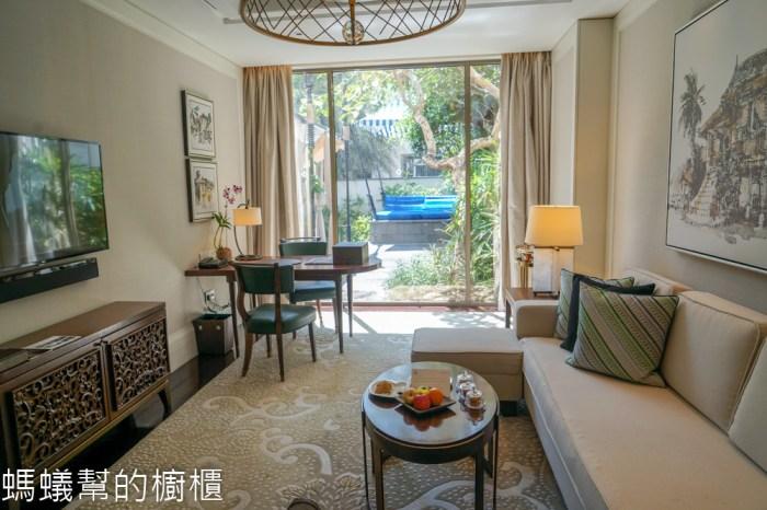 蘭卡威瑞吉酒店The St. Regis Langkawi | 五星級酒店住宿,蘭卡威頂級住宿推薦,奢華海上房型。