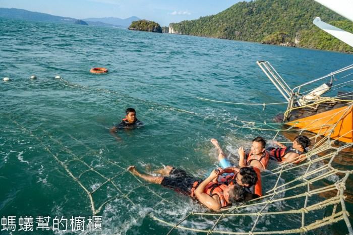 蘭卡威帆船出海 | TROPLCAL CHARTERS蘭卡威落日美景,船上自助晚餐,出海享受浪漫帆船逍遙遊。
