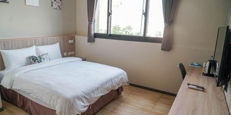 百香果商旅 | 彰化市平價住宿推薦,中部第一家智能旅館,近彰化車站新房型雙人房特價一千元起。