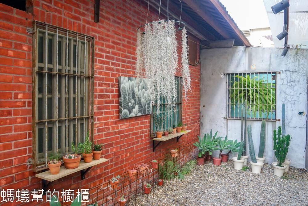永安小院子 | 彰化永靖也有這麼漂亮的小庭院。彰化IG打卡點推薦,免費入園。