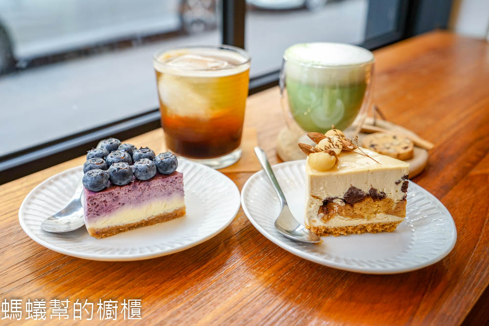 Pound Pound Cake | 南投草屯手作甜點咖啡屋,甜點樸實,草屯下午茶推薦。