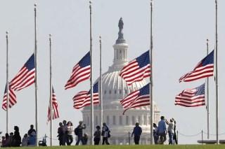 Biden Orders Flag Half Mast