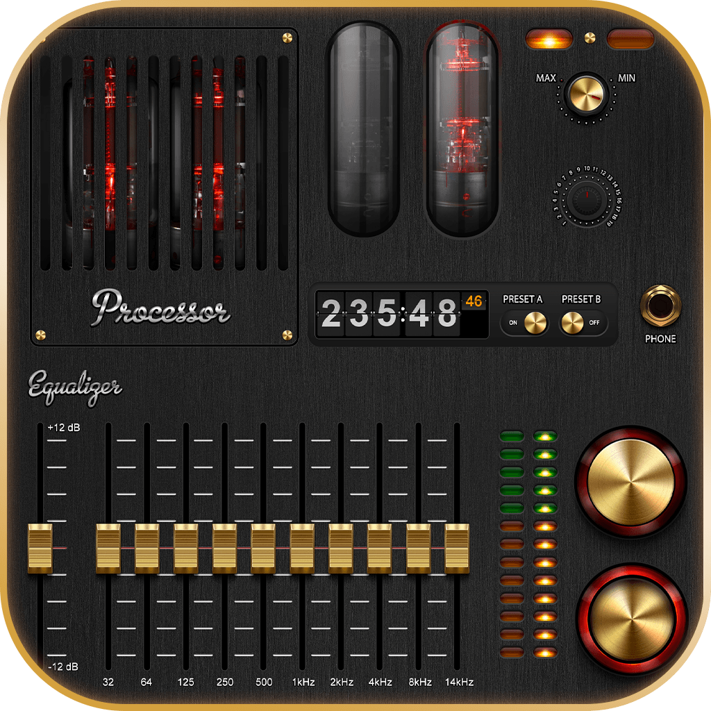 Bass Booster Equalizer - Music player APK 1.2 - download free apk from APKSum