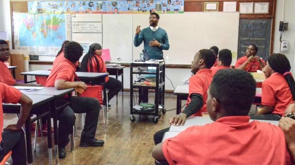 Black Male Teachers Apm Reports
