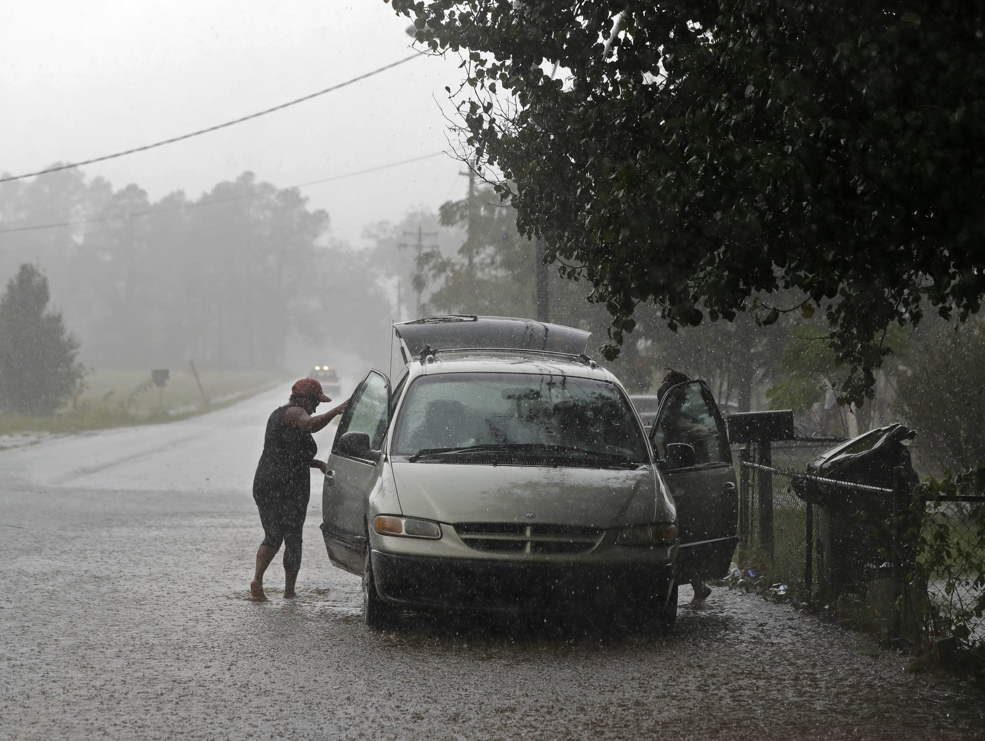 Flooding Fears Surge In Carolinas As Rivers Rise