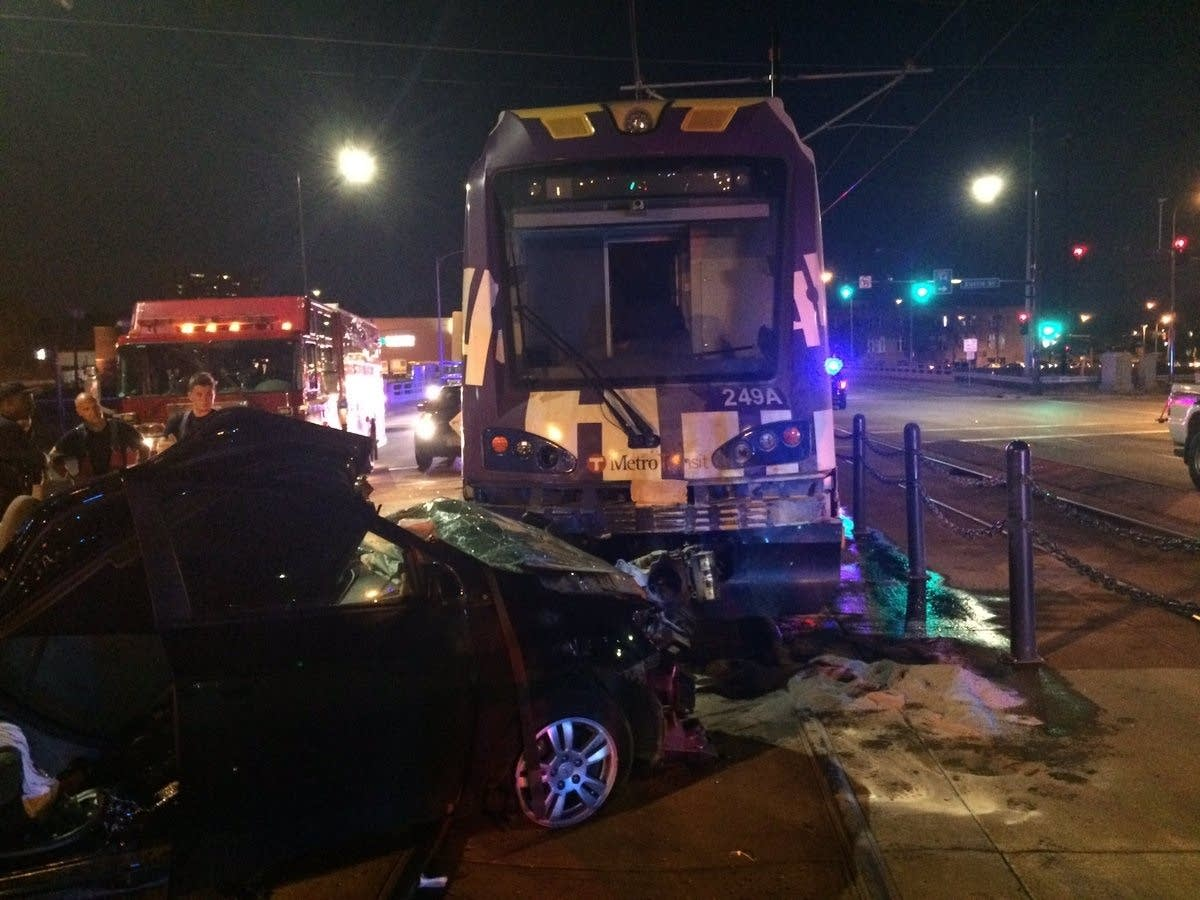 Traffic Accident Investigator Cover Letter Documents St Paul Light Rail Operator Caused Fatal Crash Exposed