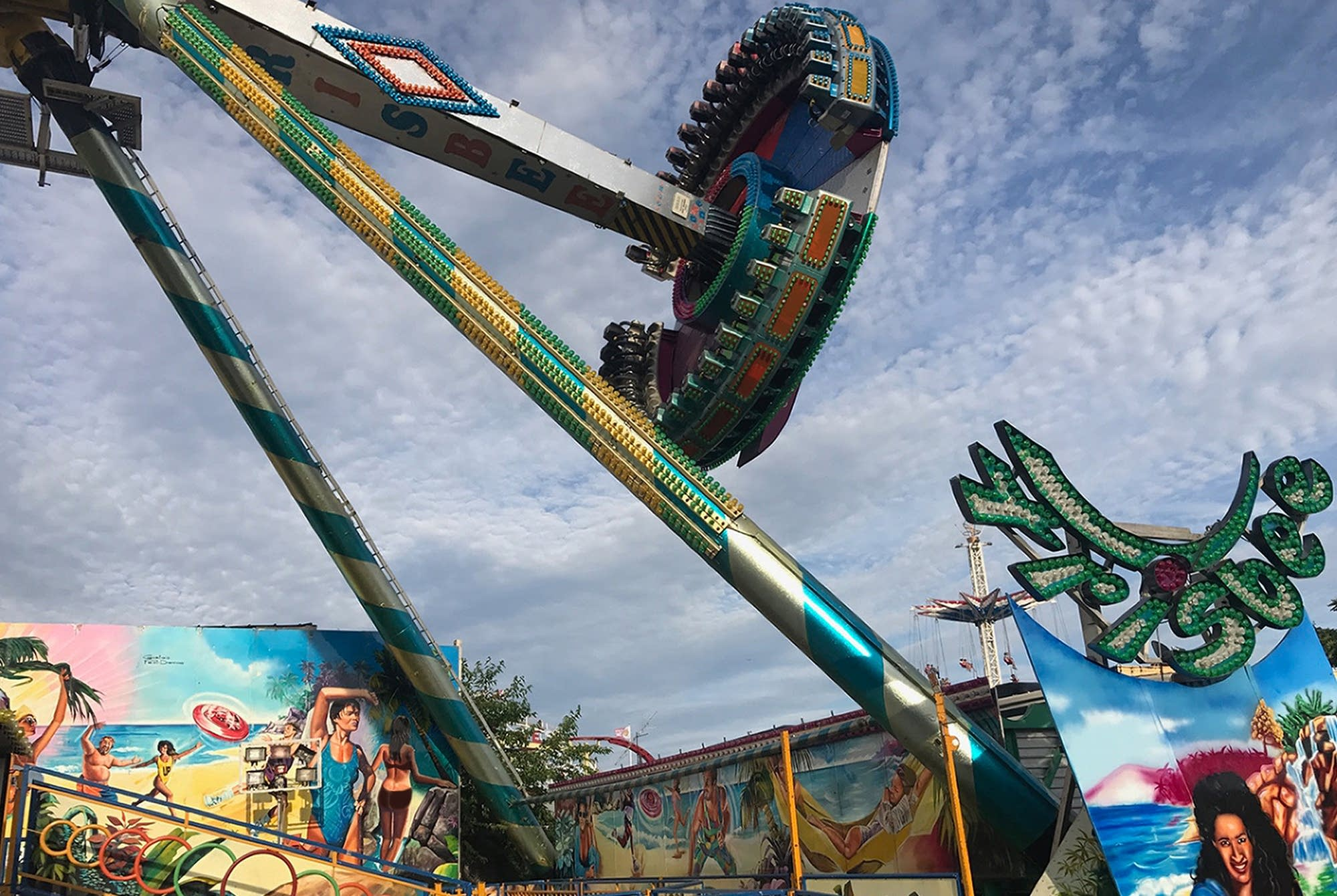 What's New At The State Fair This Year 7 Rides And A Lot