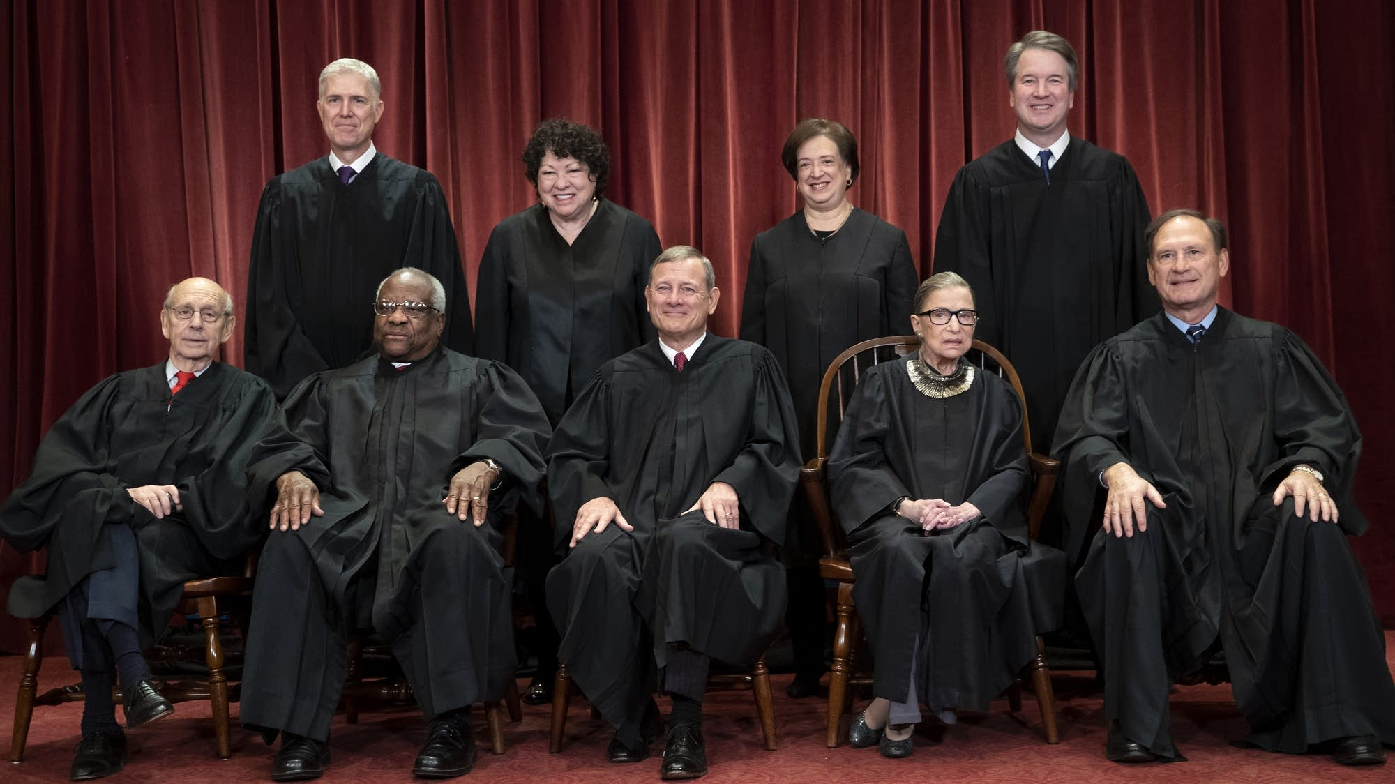 Supreme Court S Low Profile Approach To Be Tested