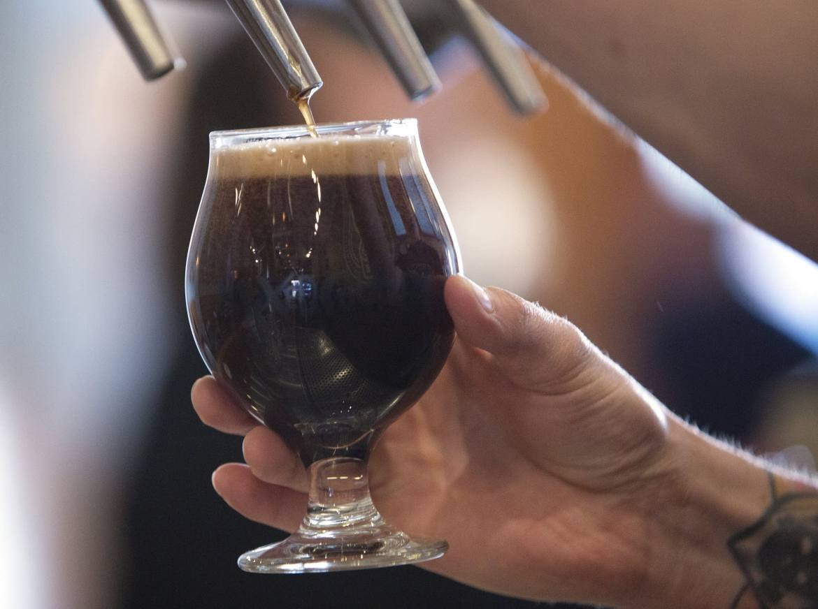 Cooperation with Fargo Brewing is the raspberry chocolate truffle.
