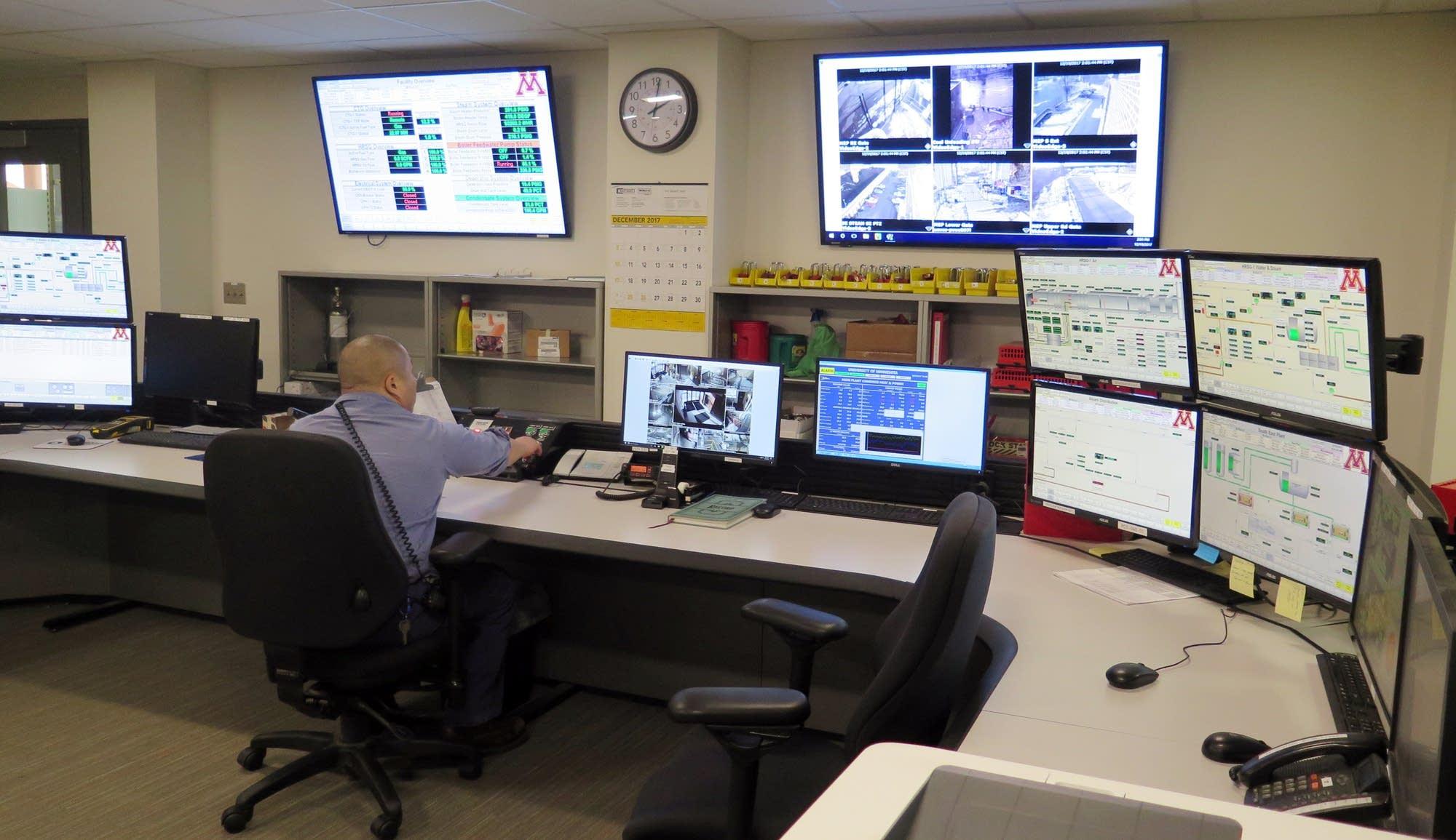 New U of M energy plant reuses energy to bolster